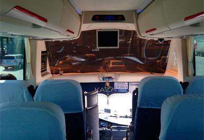 Заказ автобуса Zong Tong (Navigator) в Казани