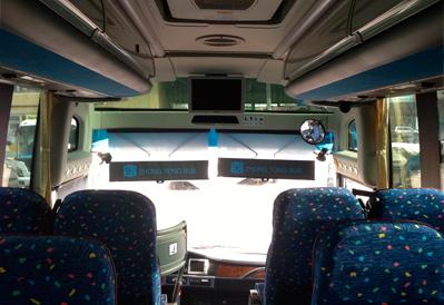 Заказ автобуса Zong Tong (Compas) в Казани