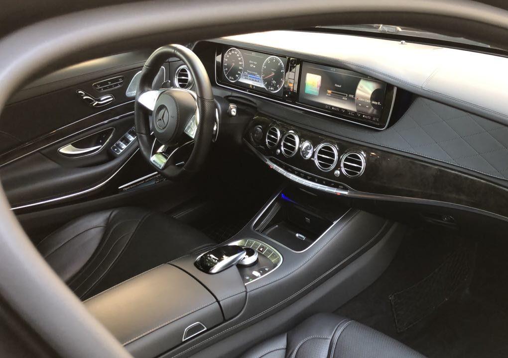 Заказ авто Mercedes-Benz S222 2016 года в Казани