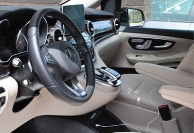 Заказ автобуса Mercedes-Benz V-class в Казани