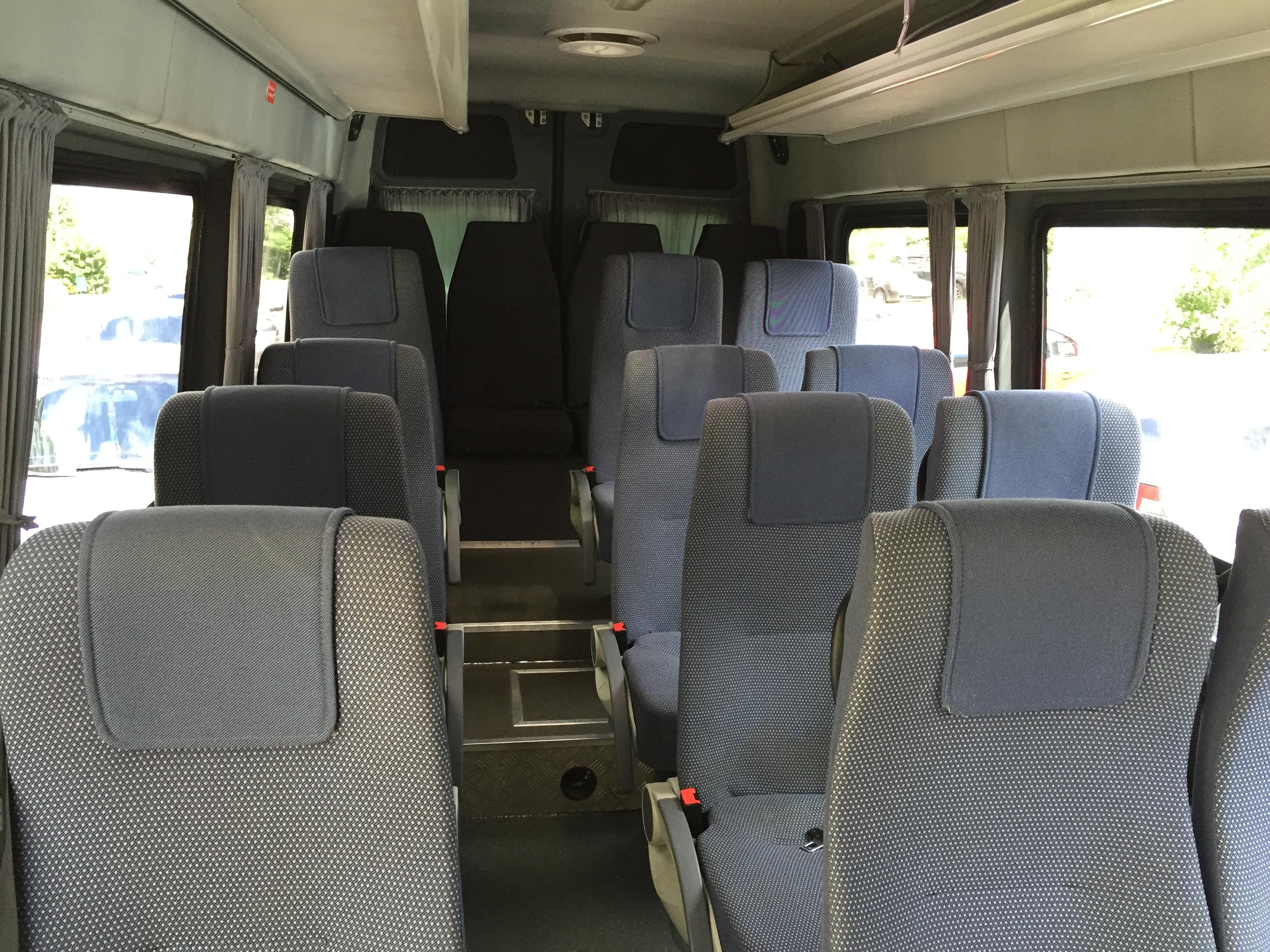Заказ автобуса Mercedes-Benz Sprinter в Казани